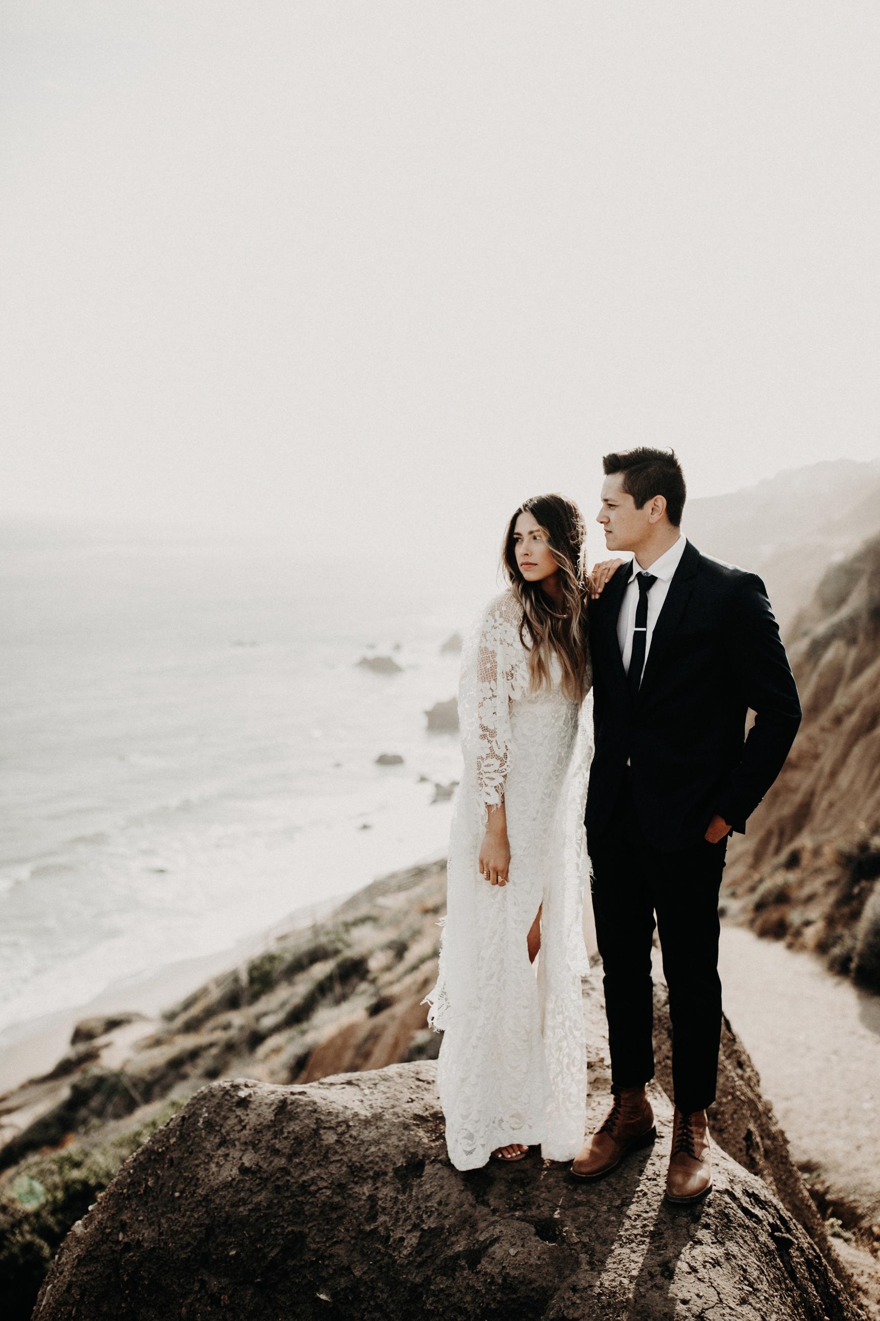El Matador Beach Bridal Portraits Justellen & TJ Emily Magers Photography-61Emily Magers Photography.jpg