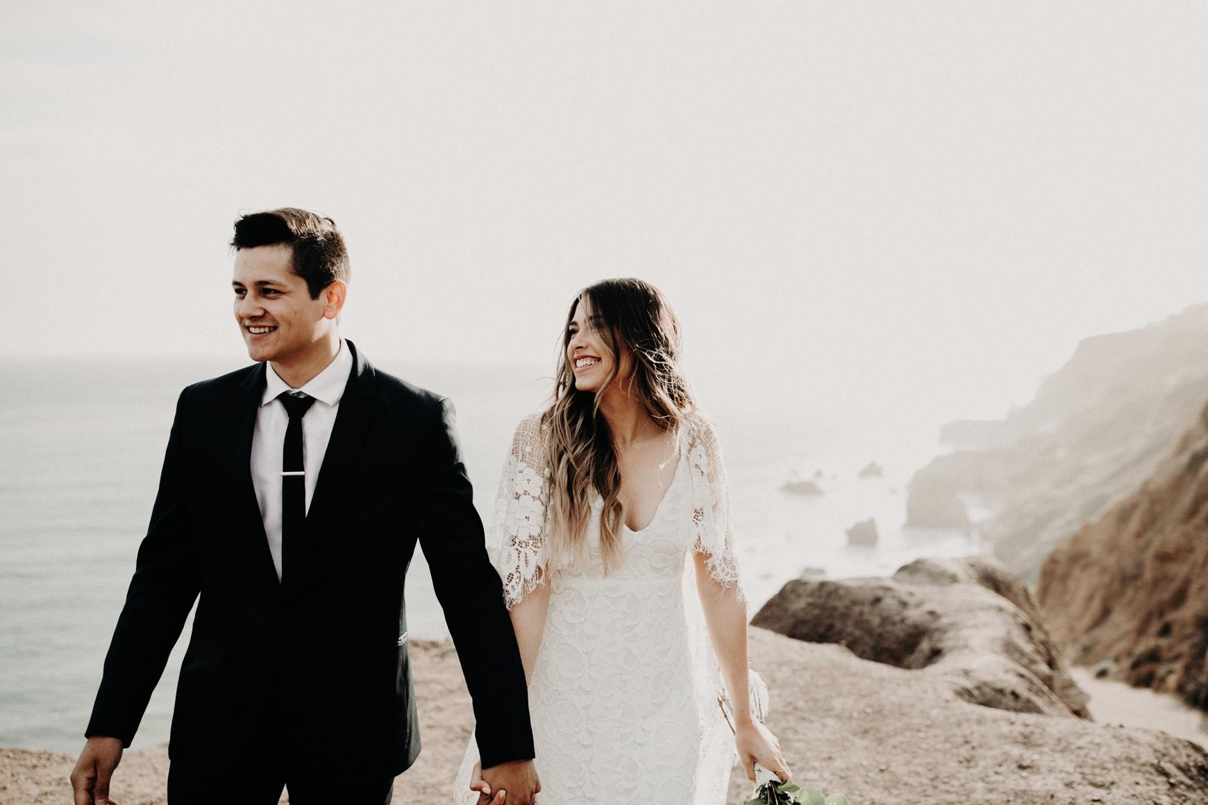 El Matador Beach Bridal Portraits Justellen & TJ Emily Magers Photography-97Emily Magers Photography.jpg
