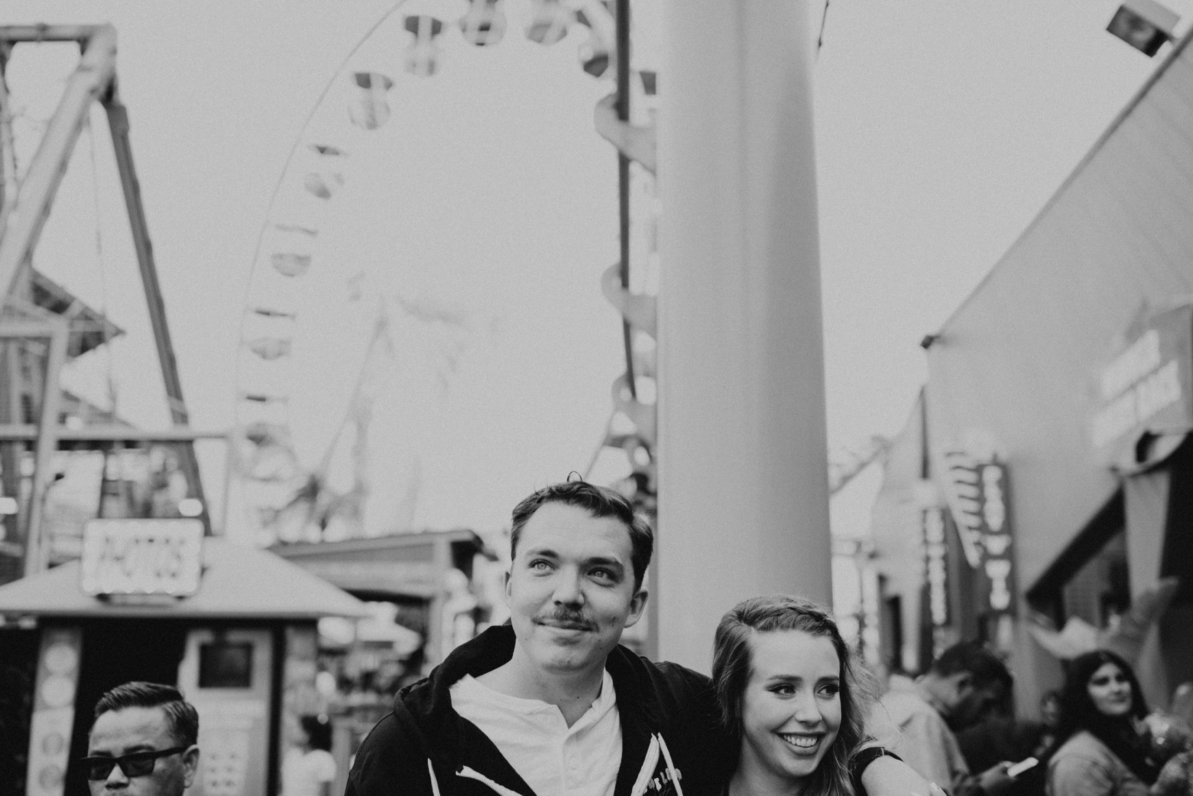 Santa Monica Pier Engagement Loni & Duke Emily Magers Photography-116.jpg