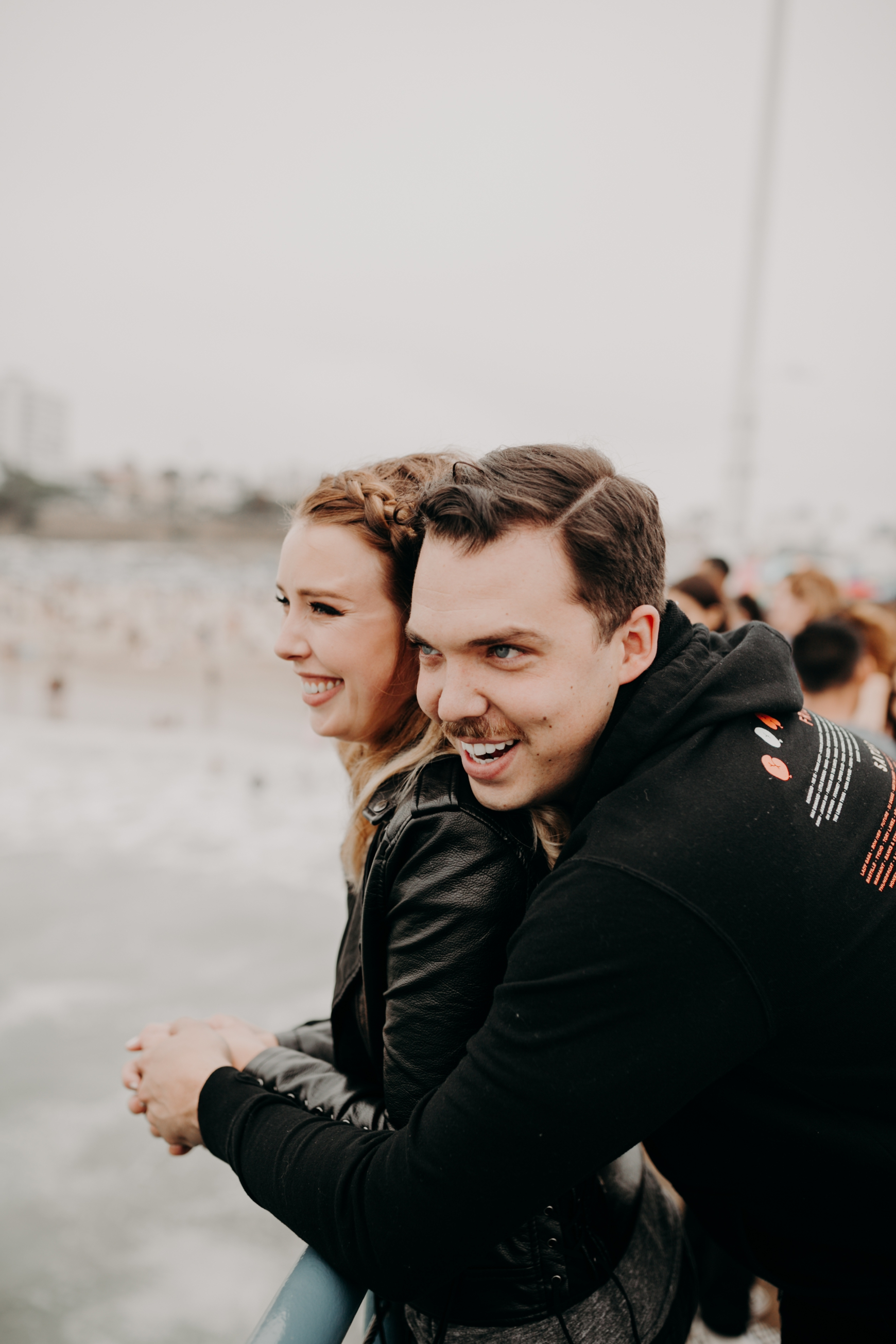 Santa Monica Pier Engagement Loni & Duke Emily Magers Photography-131.jpg