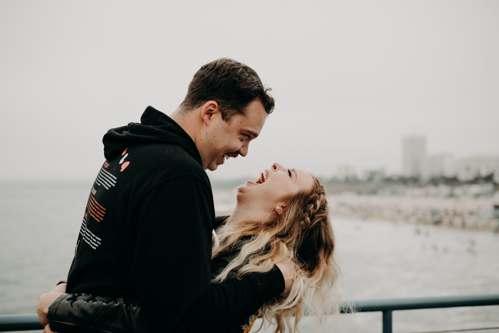 Santa Monica Pier Engagement Loni & Duke Emily Magers Photography-152.jpg