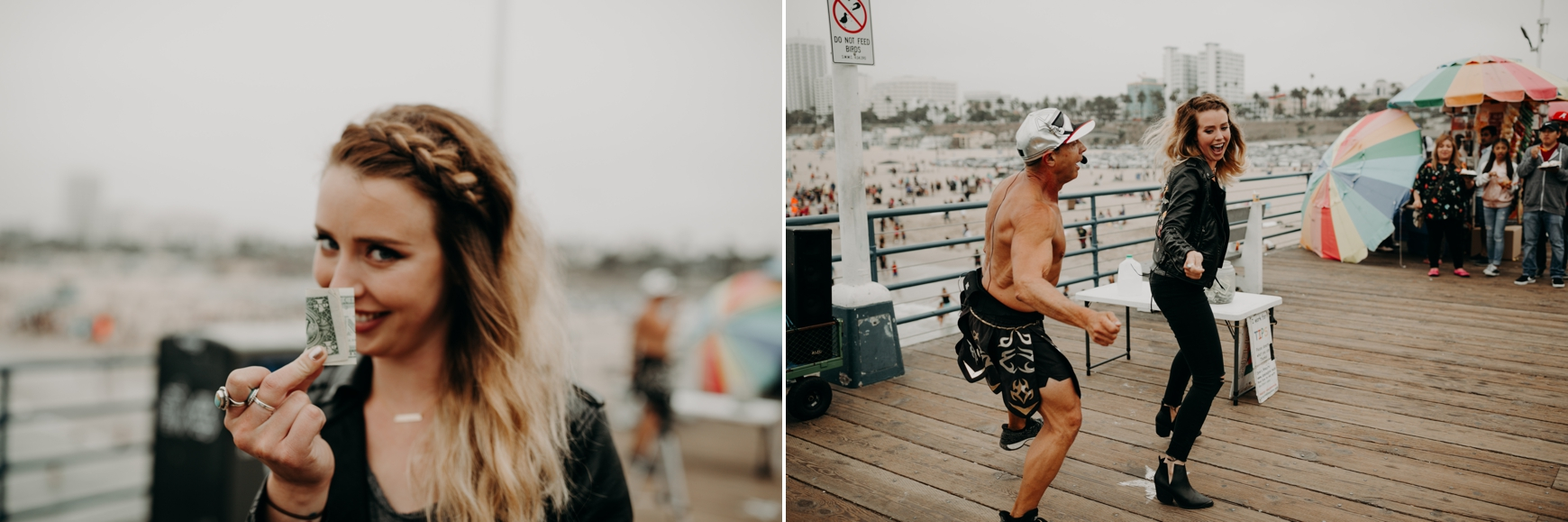Santa Monica Pier Engagement Loni & Duke Emily Magers Photography-156.jpg