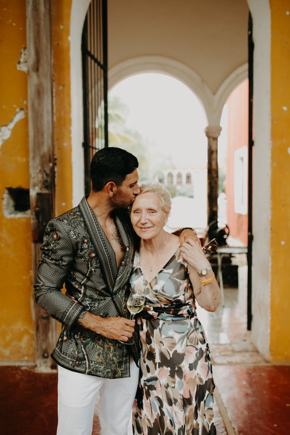 Hacienda Temozon Yucatan Mexico Wedding | Ida & Peter Emily Magers Photography-166.jpg