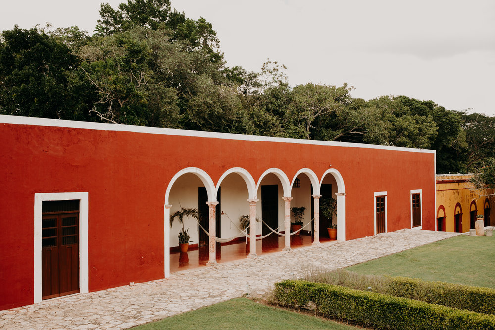 Hacienda Temozon Yucatan Mexico Wedding | Ida & Peter Emily Magers Photography-280.jpg