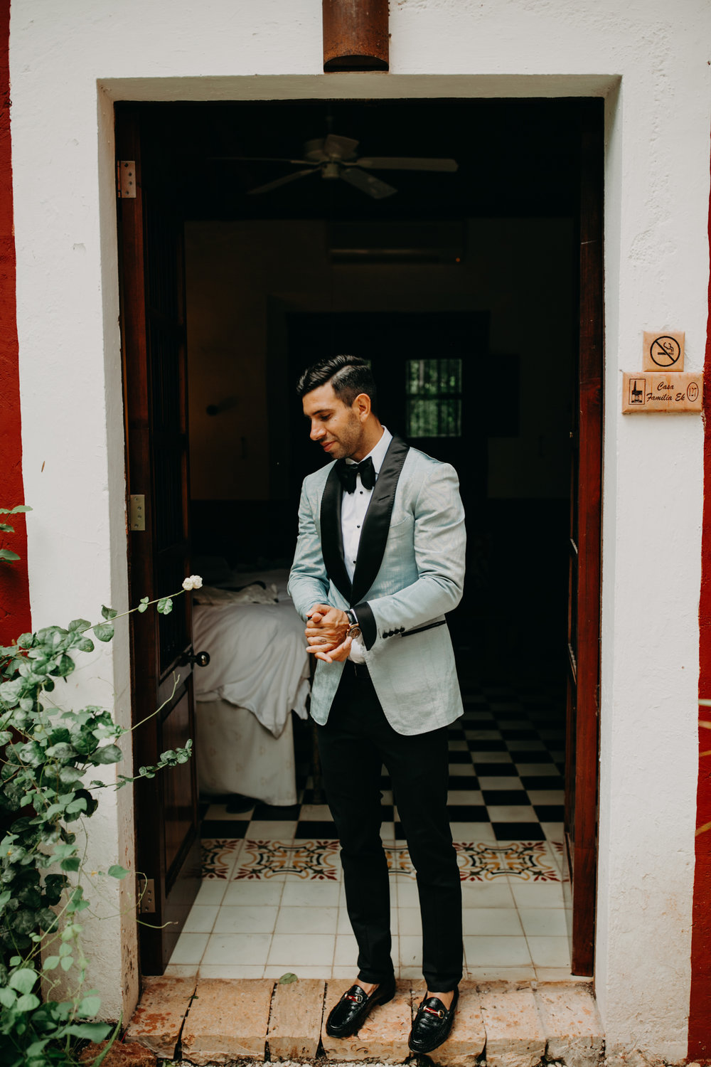 Hacienda Temozon Yucatan Mexico Wedding | Ida & Peter Emily Magers Photography-445.jpg