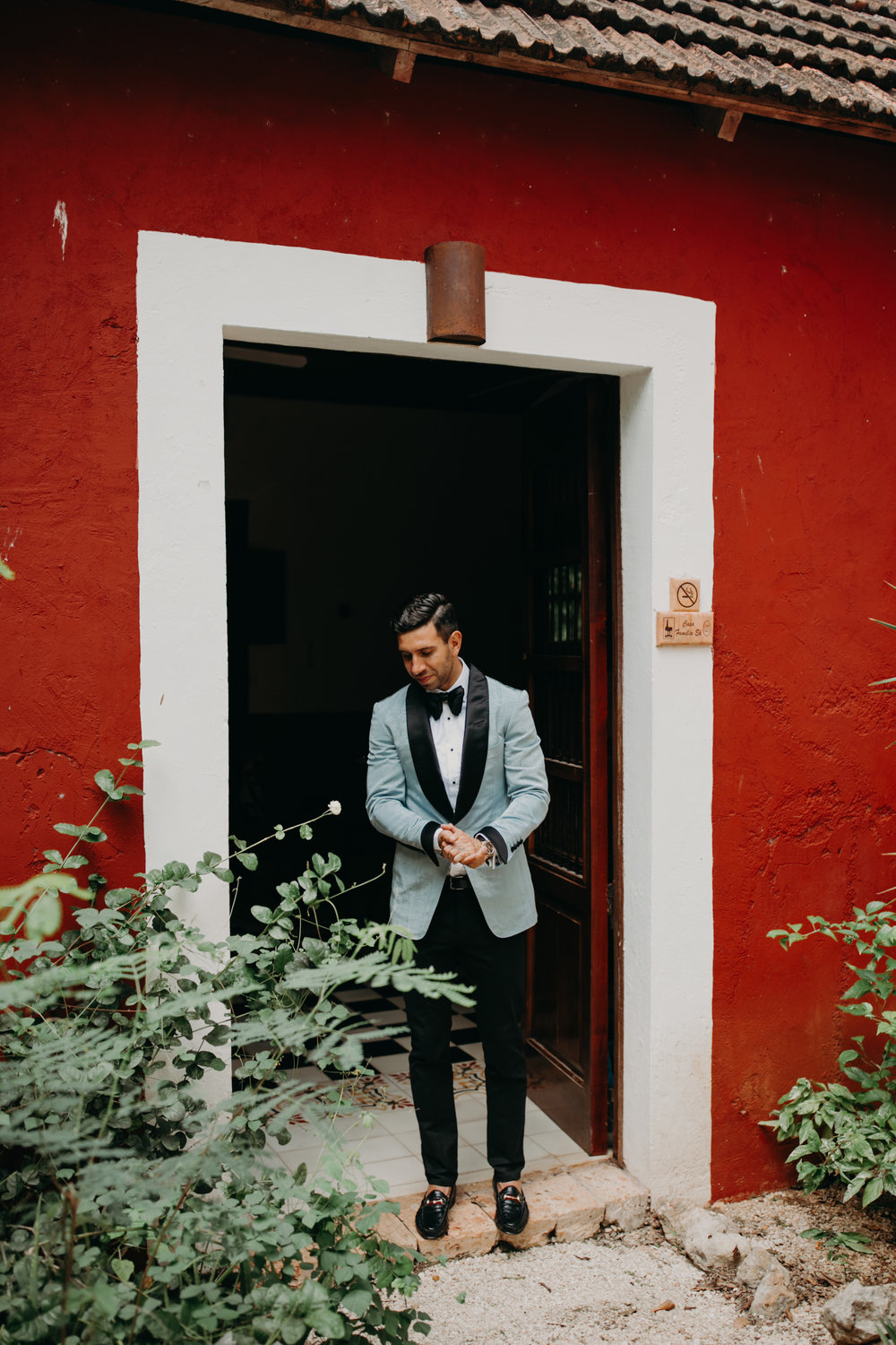 Hacienda Temozon Yucatan Mexico Wedding | Ida & Peter Emily Magers Photography-446.jpg