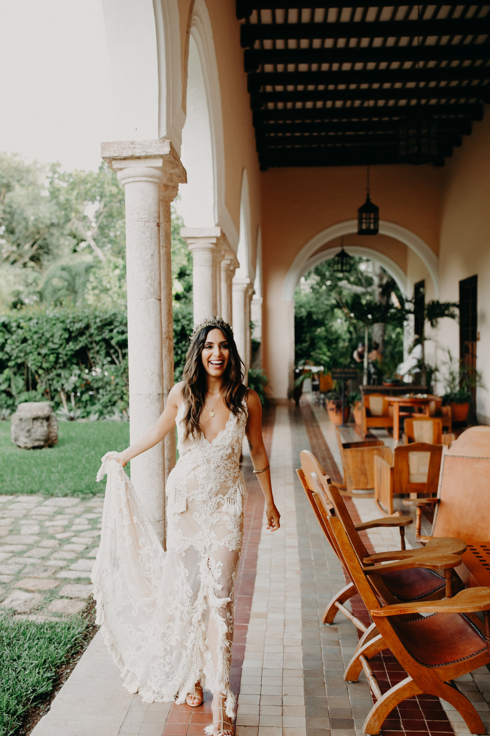 Hacienda Temozon Yucatan Mexico Wedding | Ida & Peter Emily Magers Photography-508.jpg