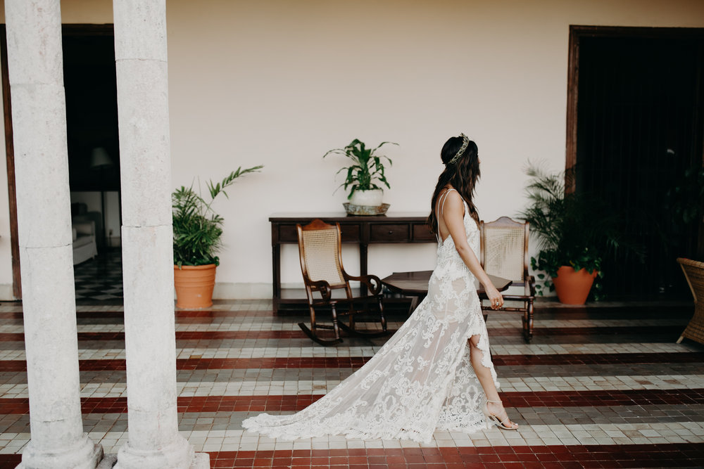 Hacienda Temozon Yucatan Mexico Wedding | Ida & Peter Emily Magers Photography-513.jpg
