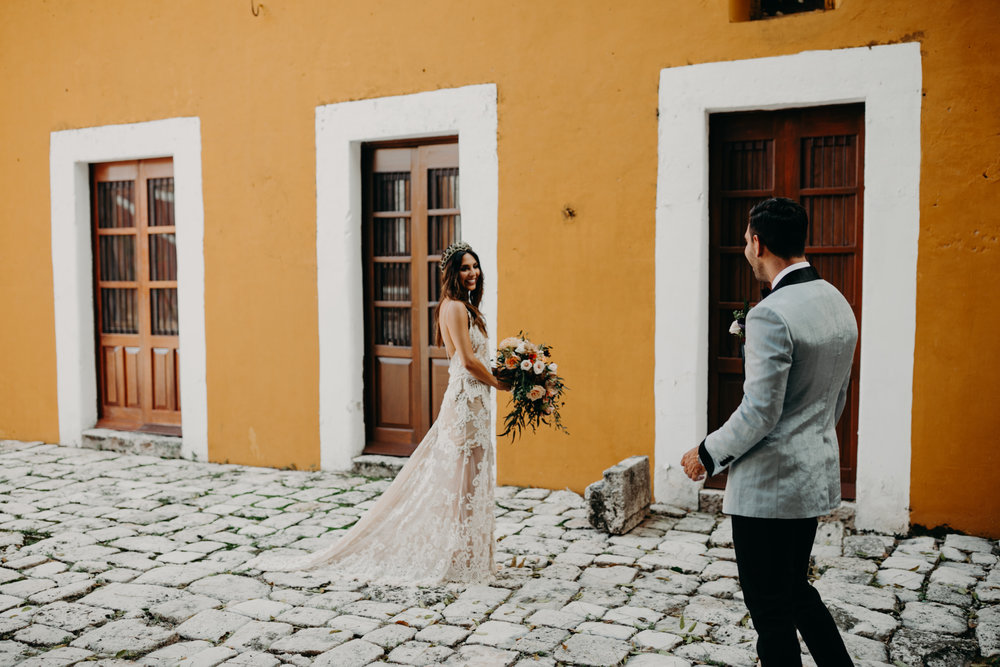 Hacienda Temozon Yucatan Mexico Wedding | Ida & Peter Emily Magers Photography-558.jpg