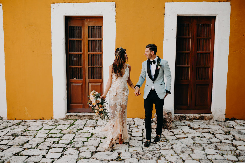 Hacienda Temozon Yucatan Mexico Wedding | Ida & Peter Emily Magers Photography-587.jpg
