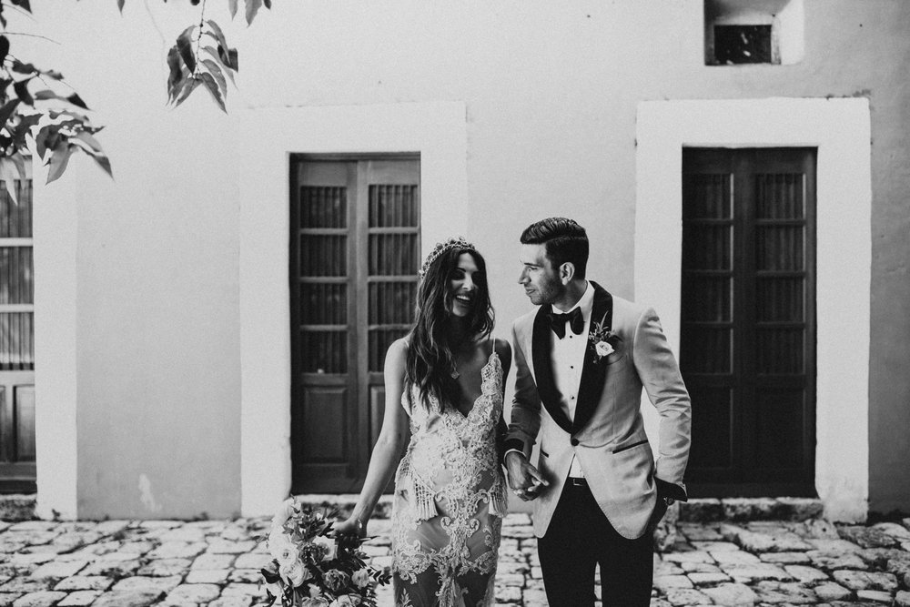 Hacienda Temozon Yucatan Mexico Wedding | Ida & Peter Emily Magers Photography-592.jpg