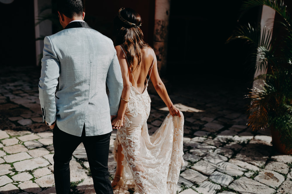 Hacienda Temozon Yucatan Mexico Wedding | Ida & Peter Emily Magers Photography-601.jpg