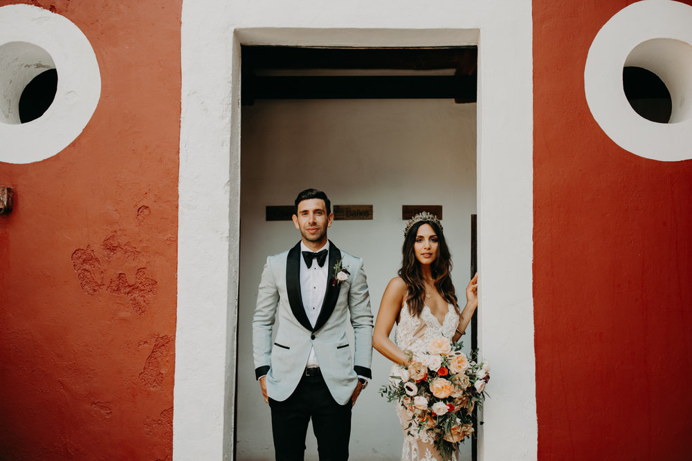 Hacienda Temozon Yucatan Mexico Wedding | Ida & Peter Emily Magers Photography-610.jpg