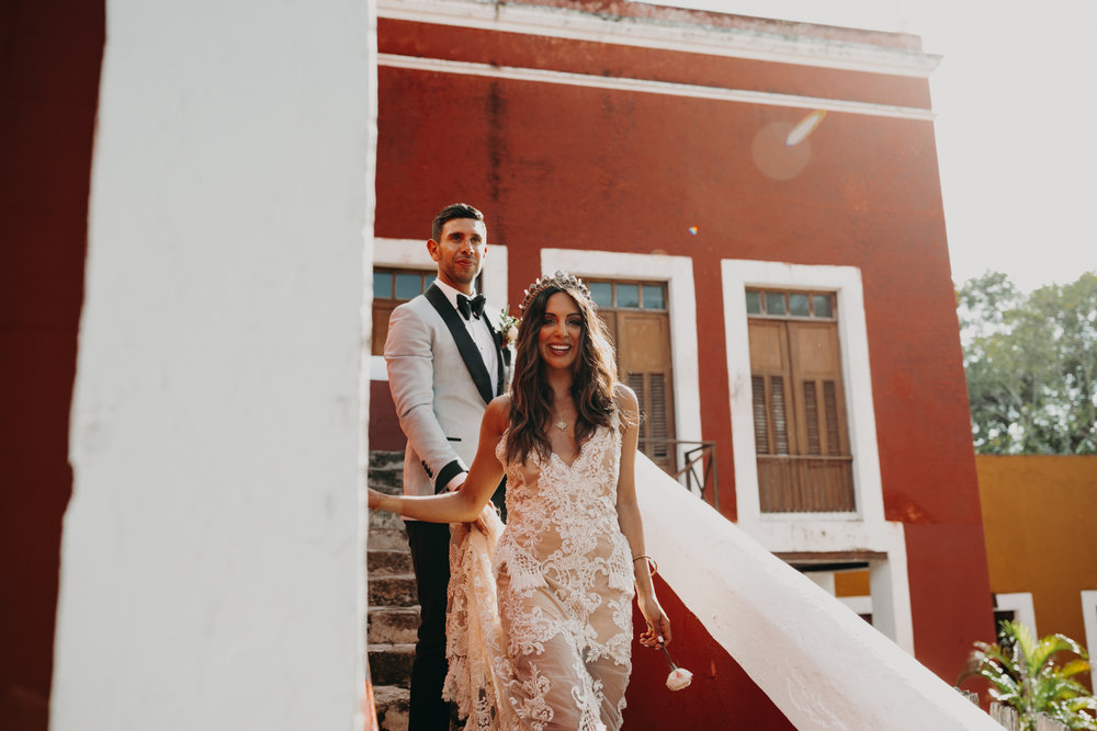 Hacienda Temozon Yucatan Mexico Wedding | Ida & Peter Emily Magers Photography-659.jpg