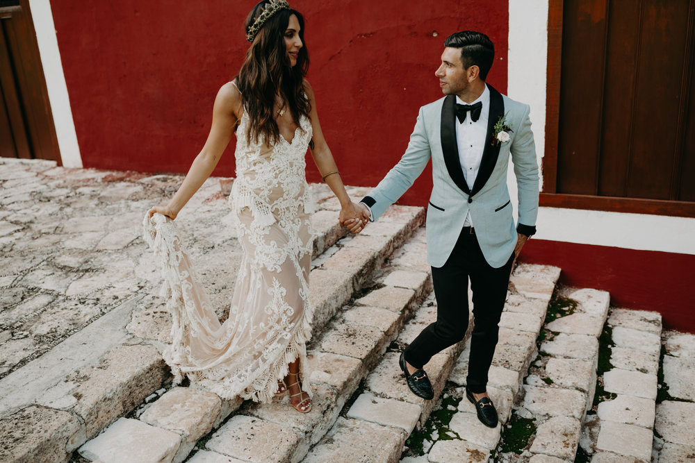 Hacienda Temozon Yucatan Mexico Wedding | Ida & Peter Emily Magers Photography-672.jpg