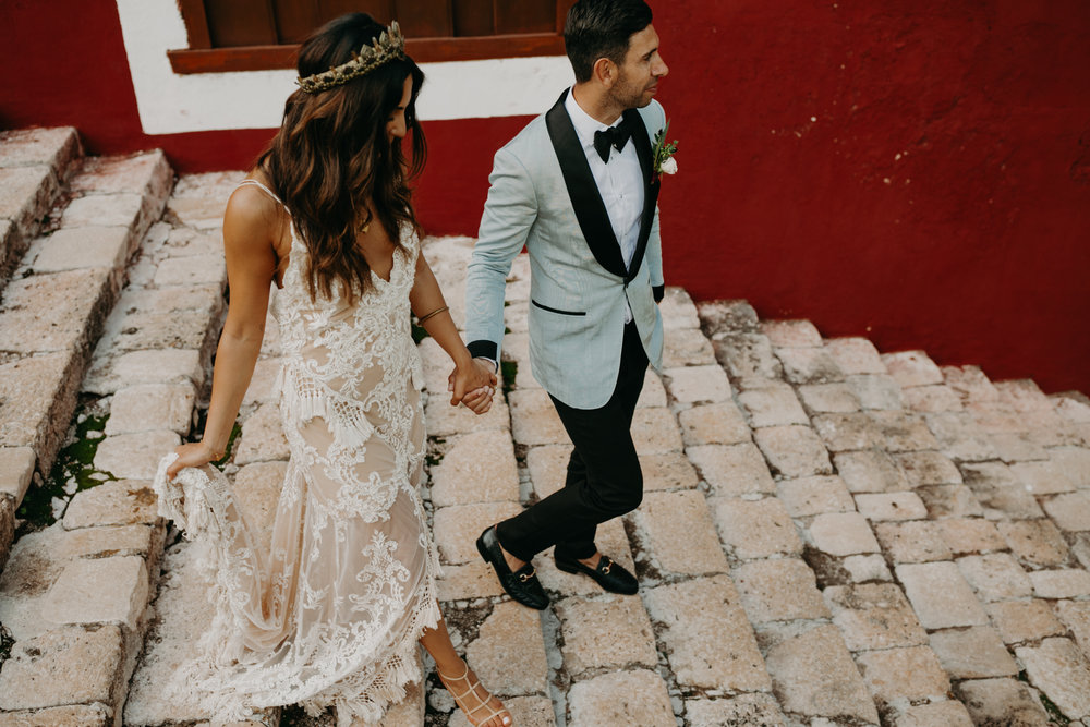 Hacienda Temozon Yucatan Mexico Wedding | Ida & Peter Emily Magers Photography-680.jpg