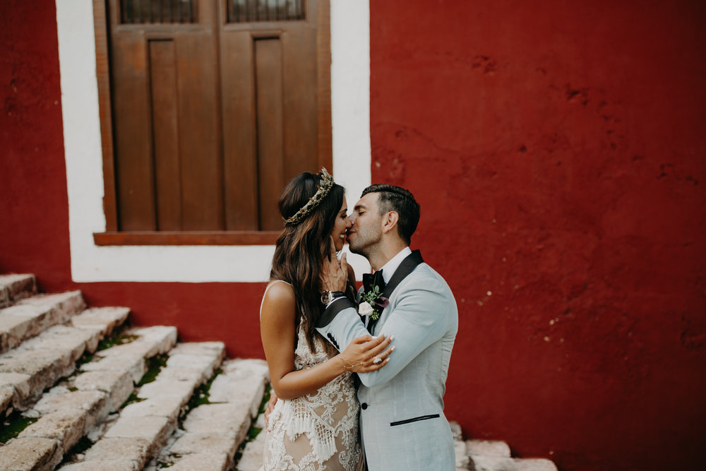 Hacienda Temozon Yucatan Mexico Wedding | Ida & Peter Emily Magers Photography-708.jpg