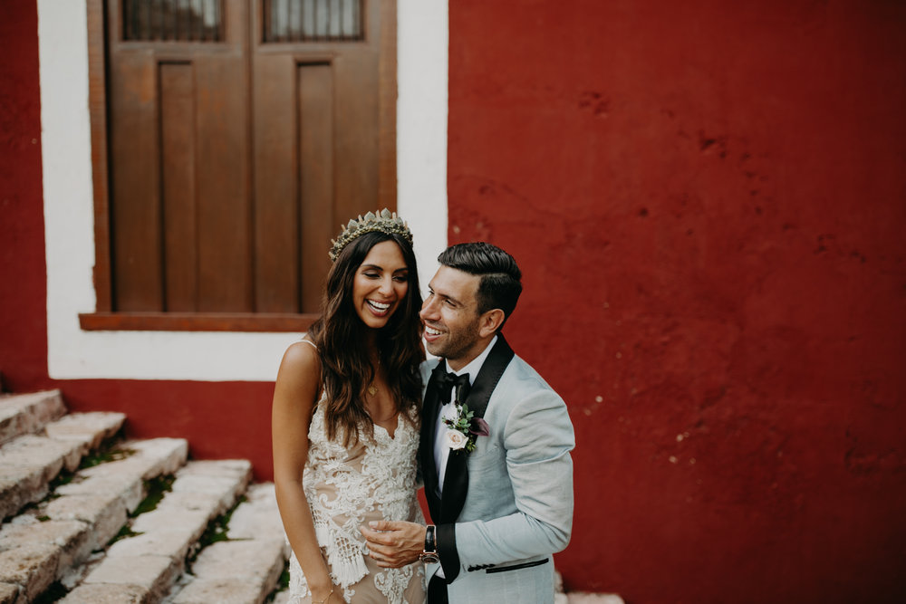 Hacienda Temozon Yucatan Mexico Wedding | Ida & Peter Emily Magers Photography-710.jpg