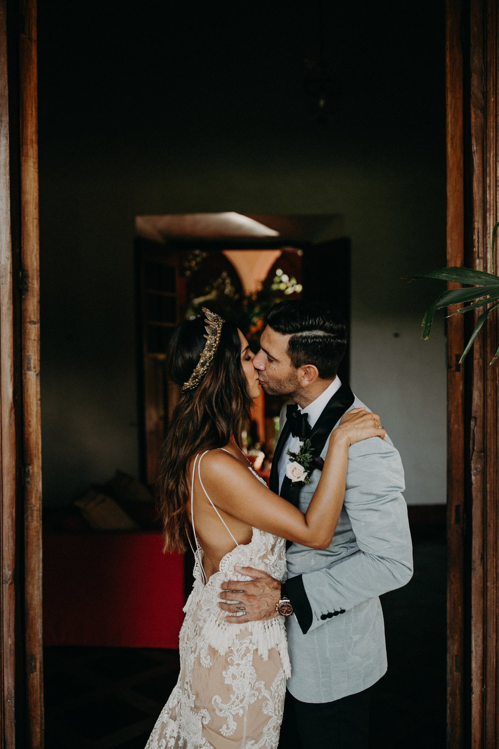 Hacienda Temozon Yucatan Mexico Wedding | Ida & Peter Emily Magers Photography-776.jpg