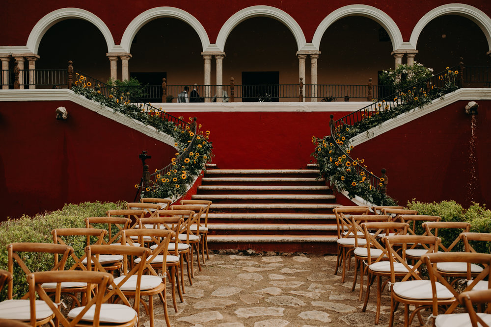 Hacienda Temozon Yucatan Mexico Wedding | Ida & Peter Emily Magers Photography-881.jpg