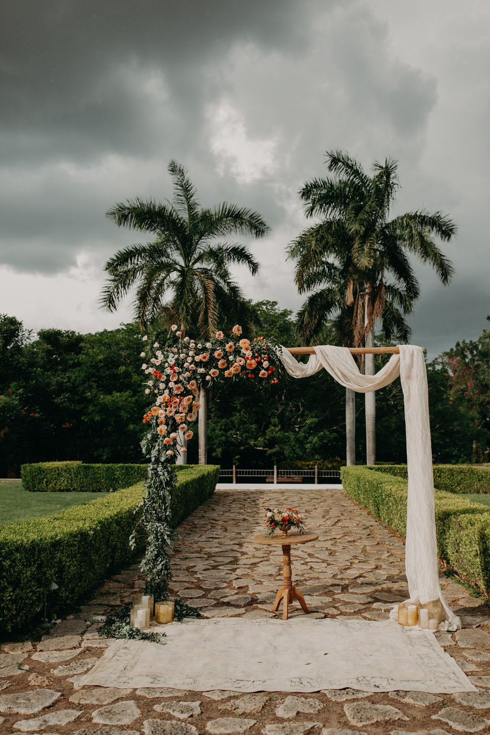 Hacienda Temozon Yucatan Mexico Wedding | Ida & Peter Emily Magers Photography-884.jpg