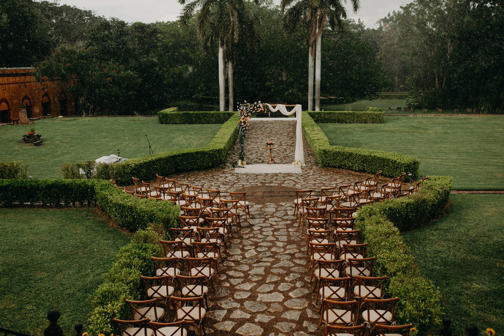 Hacienda Temozon Yucatan Mexico Wedding | Ida & Peter Emily Magers Photography-898.jpg