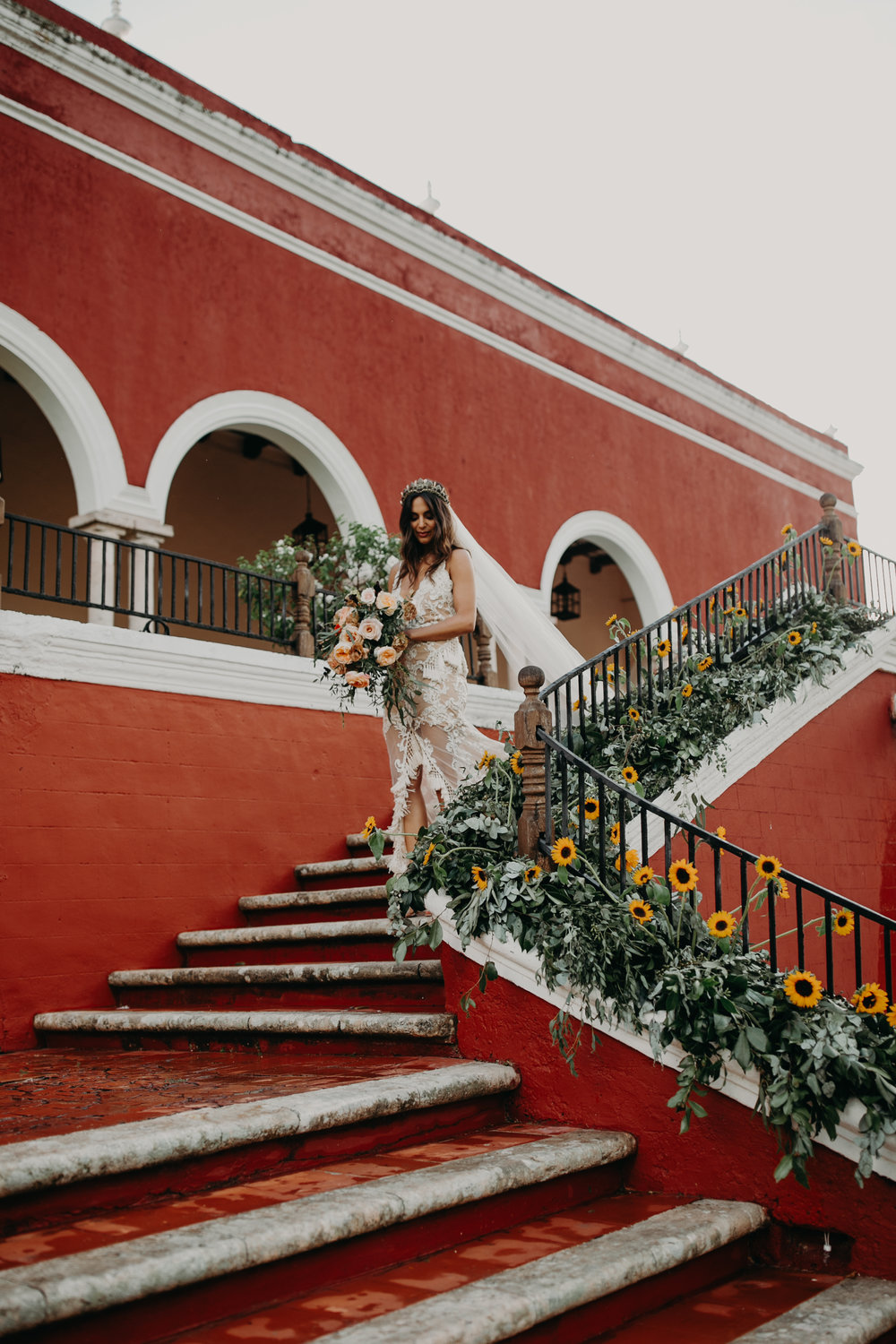 Hacienda Temozon Yucatan Mexico Wedding | Ida & Peter Emily Magers Photography-962.jpg