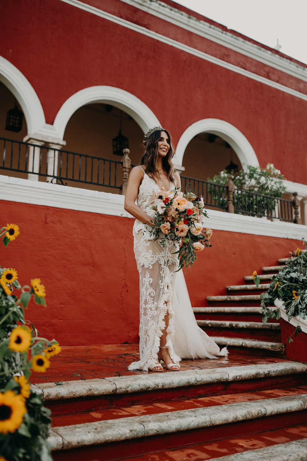 Hacienda Temozon Yucatan Mexico Wedding | Ida & Peter Emily Magers Photography-966.jpg