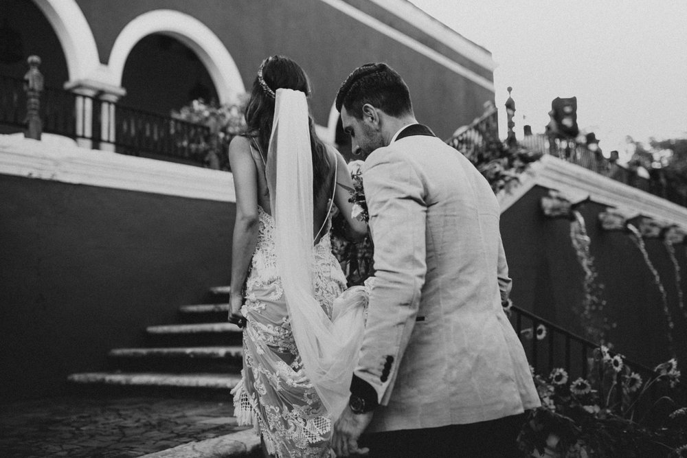 Hacienda Temozon Yucatan Mexico Wedding | Ida & Peter Emily Magers Photography-1116.jpg