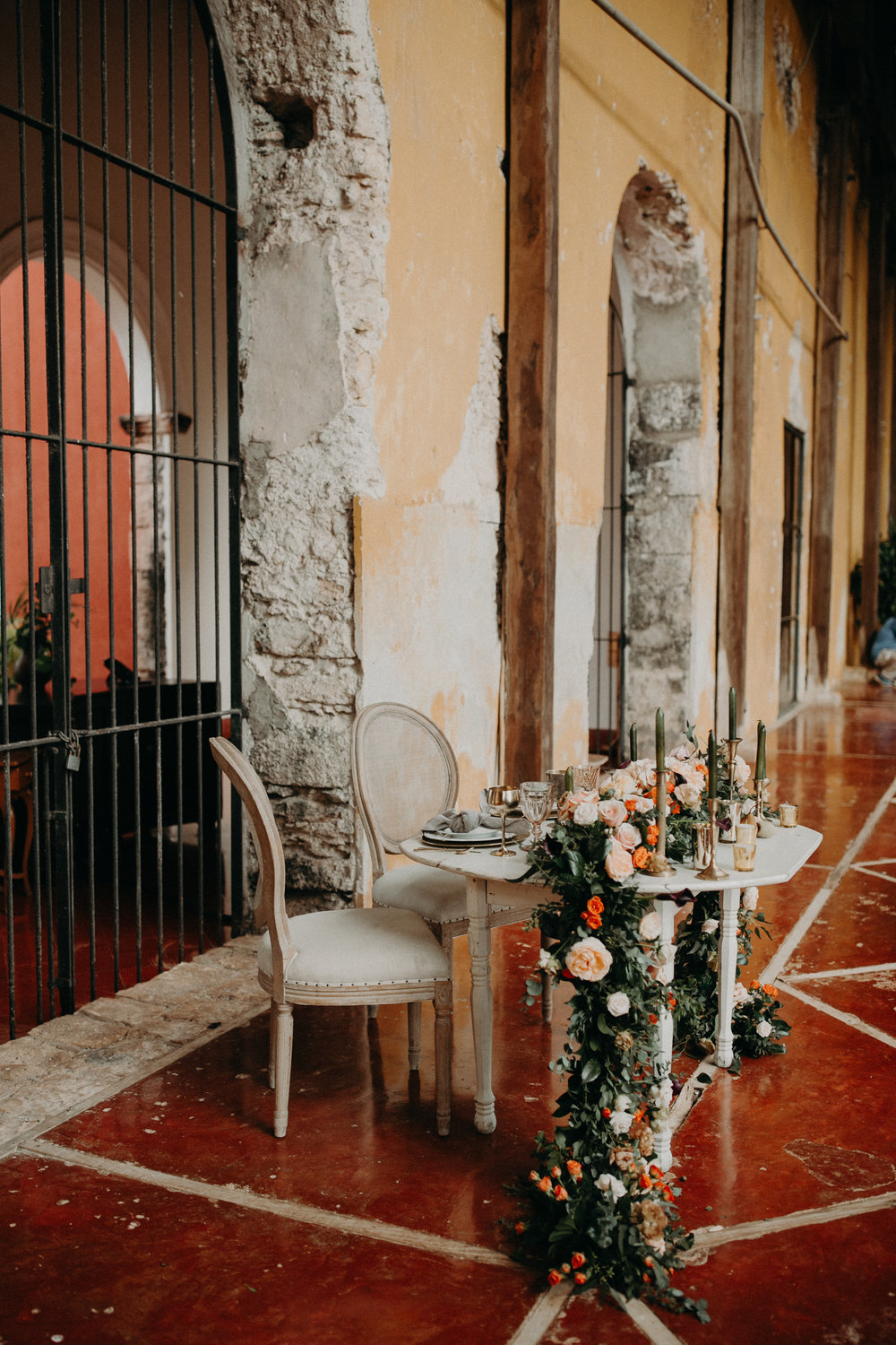 Hacienda Temozon Yucatan Mexico Wedding | Ida & Peter Emily Magers Photography-1209.jpg
