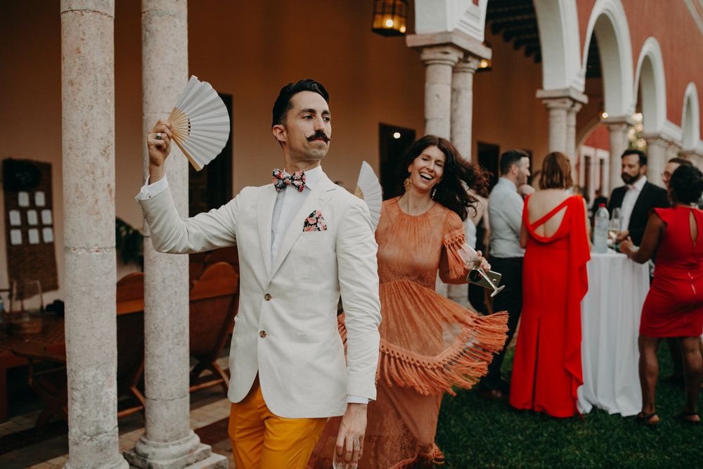 Hacienda Temozon Yucatan Mexico Wedding | Ida & Peter Emily Magers Photography-1278.jpg