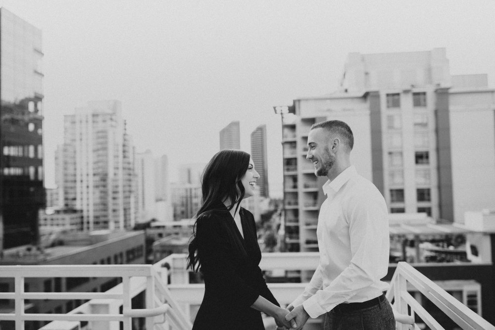 Rooftop San Diego Engagement Session Emilia & Christopher Emily Magers Photography-110.jpg