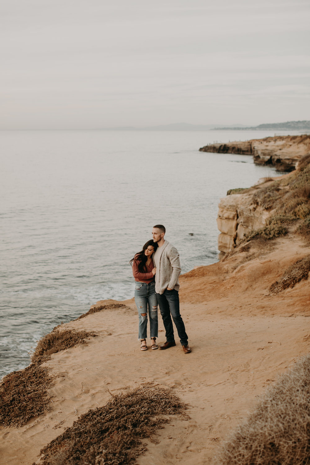 Rooftop San Diego Engagement Session Emilia & Christopher Emily Magers Photography-386.jpg