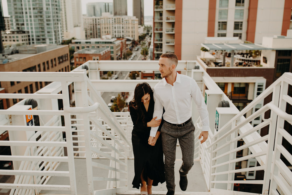 Rooftop San Diego Engagement Session Emilia & Christopher Emily Magers Photography-165.jpg