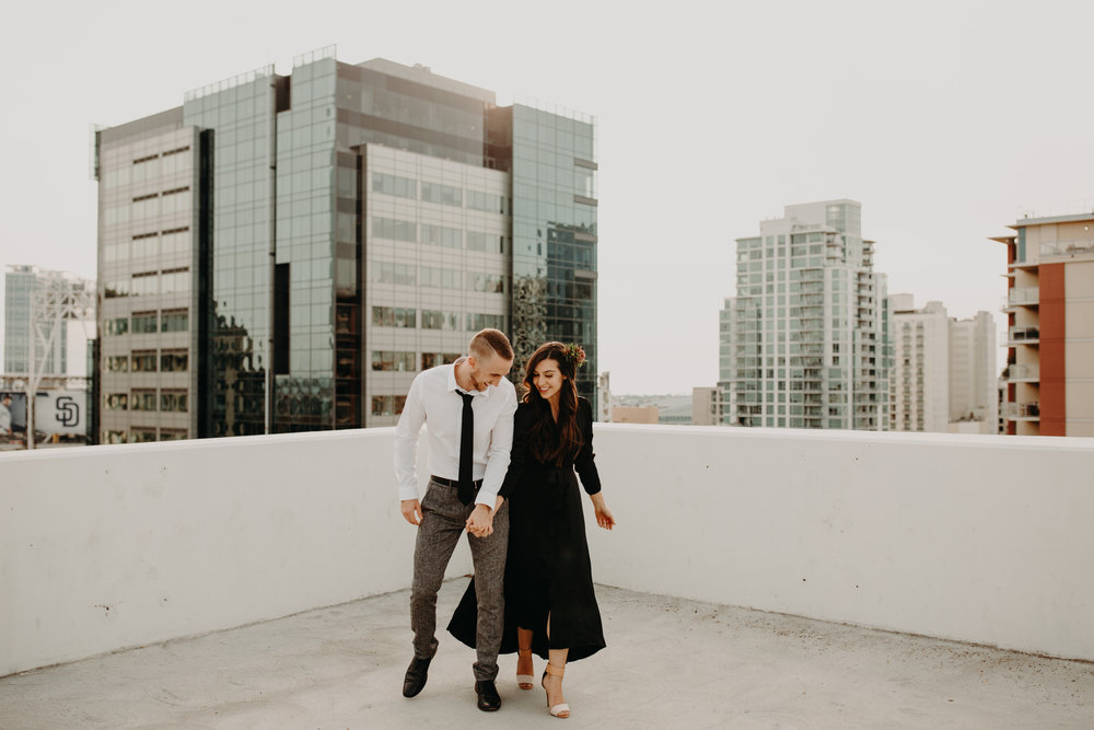 Rooftop San Diego Engagement Session Emilia & Christopher Emily Magers Photography-8.jpg