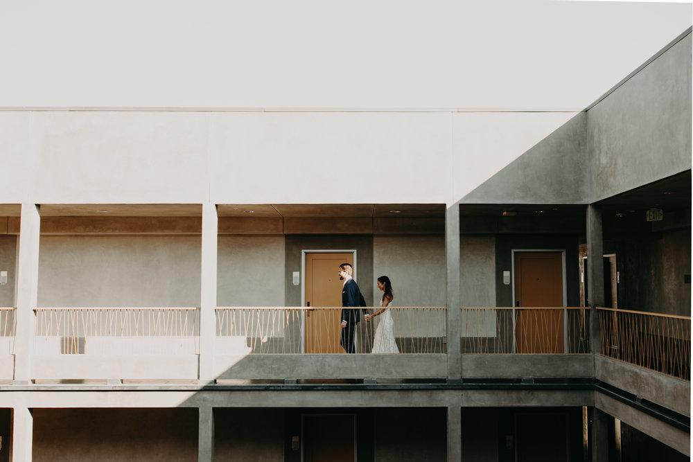 Los Angeles Library Wedding Jonathan & Amelia  Emily Magers Photography-227.jpg