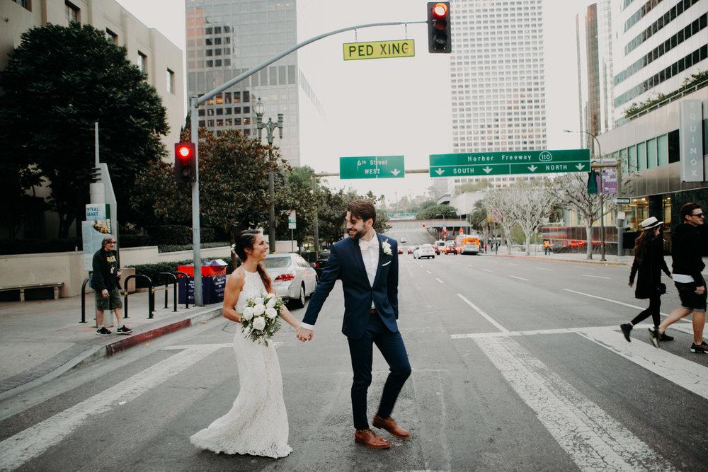 Los Angeles Library Wedding Jonathan & Amelia  Emily Magers Photography-277.jpg