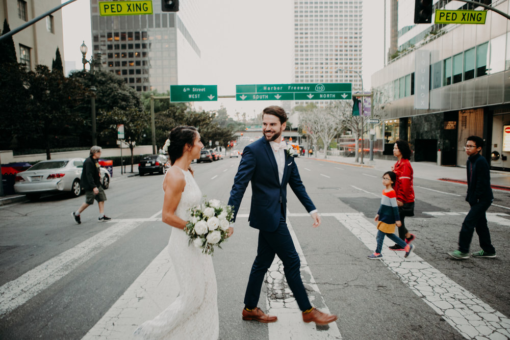 Los Angeles Library Wedding Jonathan & Amelia  Emily Magers Photography-279.jpg