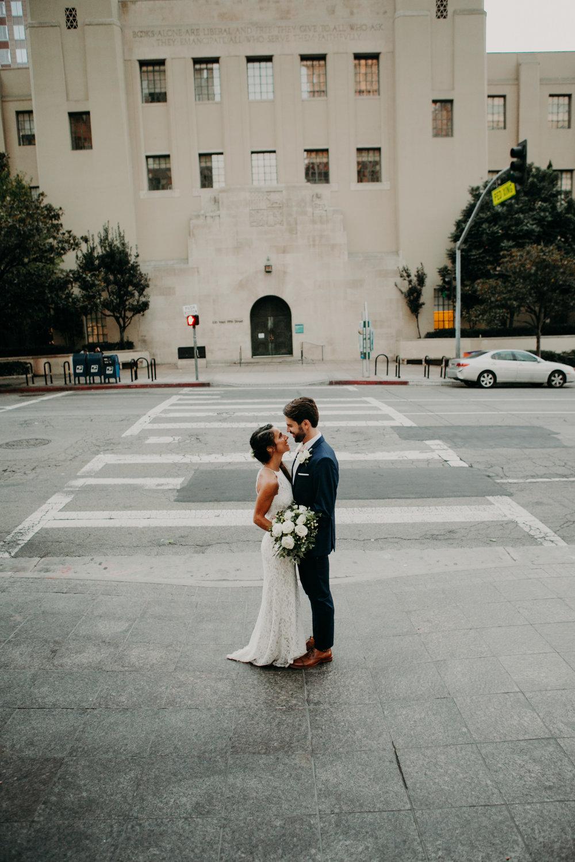 Los Angeles Library Wedding Jonathan & Amelia  Emily Magers Photography-285.jpg