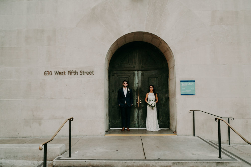 Los Angeles Library Wedding Jonathan & Amelia  Emily Magers Photography-340.jpg