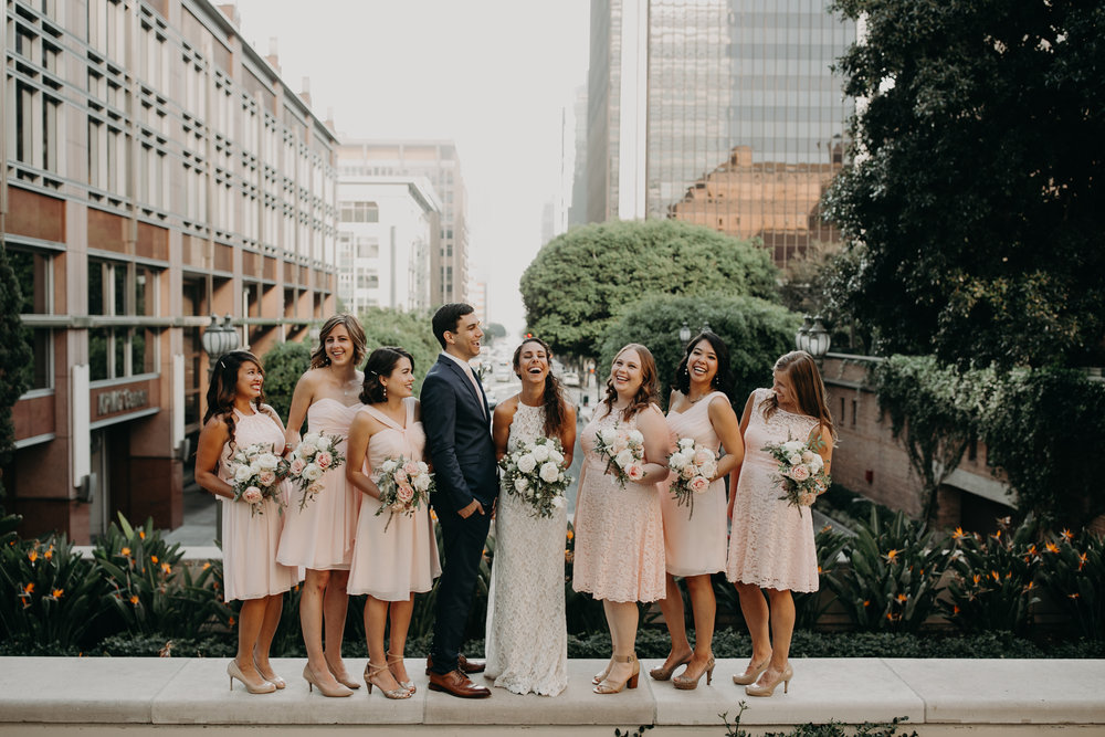 Los Angeles Library Wedding Jonathan & Amelia  Emily Magers Photography-449.jpg