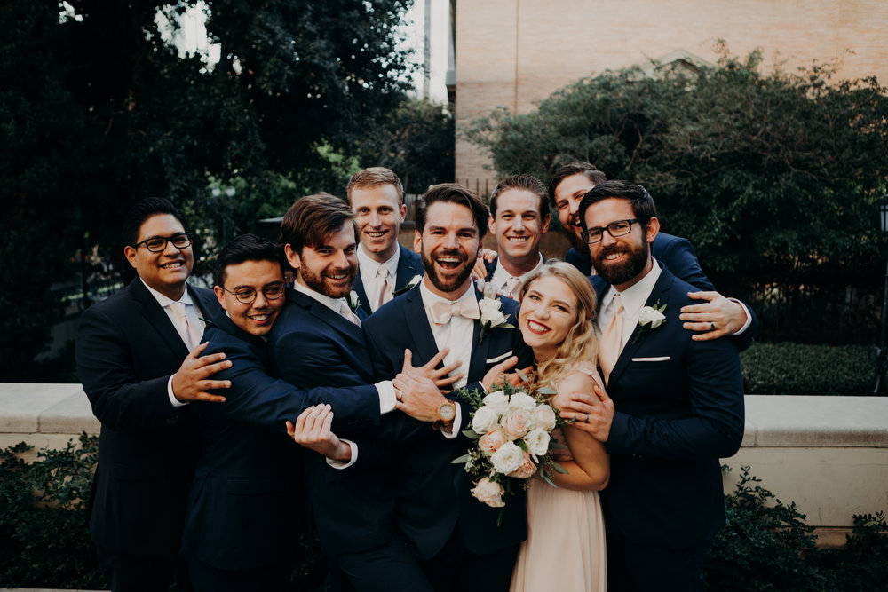 Los Angeles Library Wedding Jonathan & Amelia  Emily Magers Photography-469.jpg