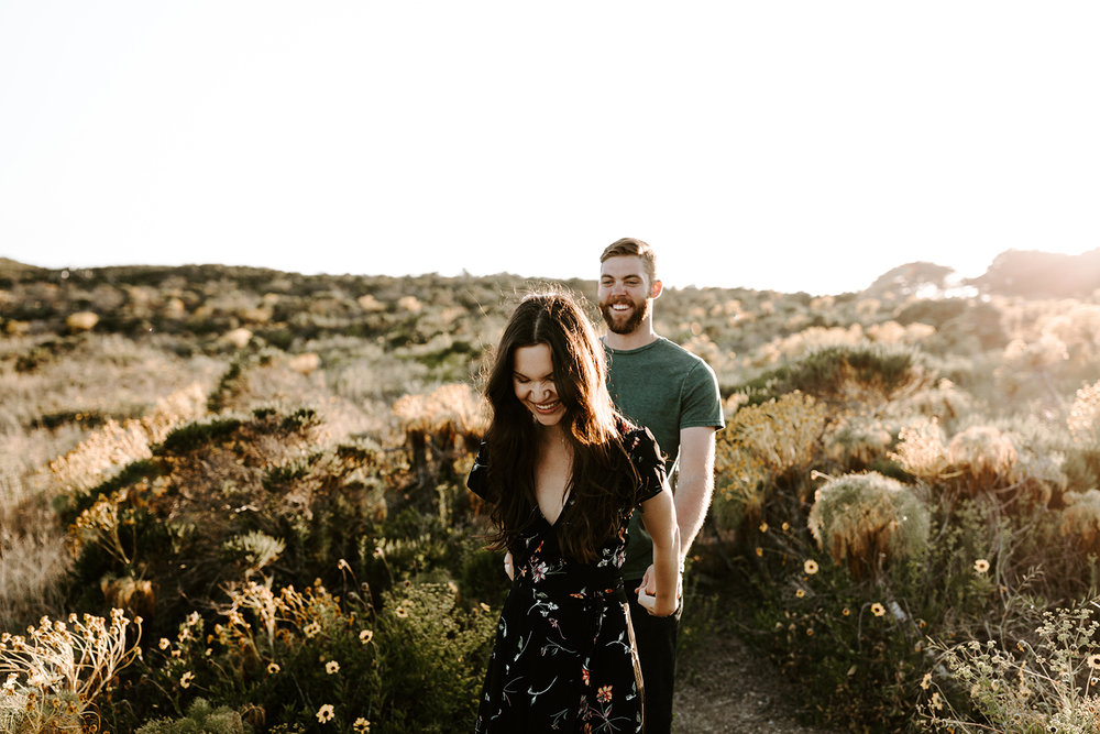 Point Dume Anniversary Session Emily Magers Photography