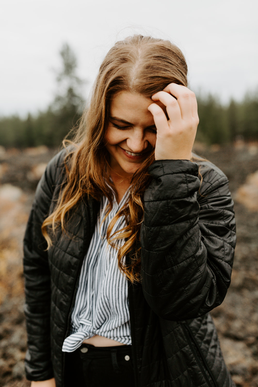 Lava Fields Bend, OR | Emily Magers Photography