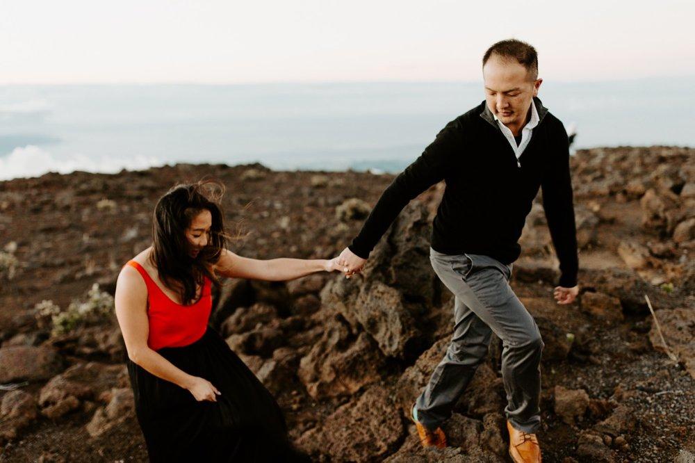 30_Haleakala National Park Maui Engagement Session Krystal & Allan | Emily Magers Photography-177.jpg