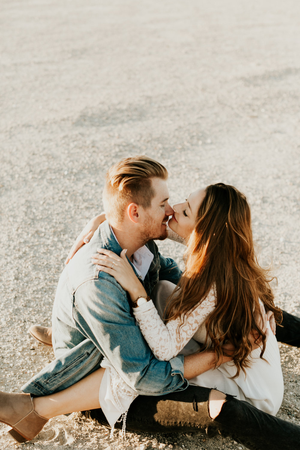 Palm Springs Engagement Session Emily Magers Photography