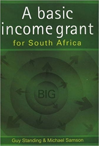 A Basic Income Grant for South Africa , edited with M. Samson (Cape Town: University of Cape Town Press, 2003).   Details