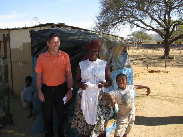 Otjivero, Namibia, August 2008