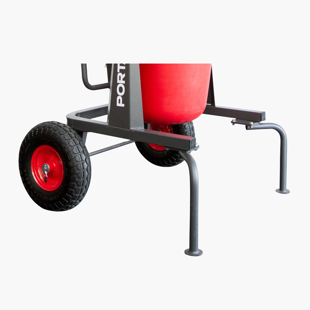 PH500 HIPPO X SERIES WHEEL KIT   Ideal for rough terrain. Increased pouring height – pour directly into buckets or carts.
