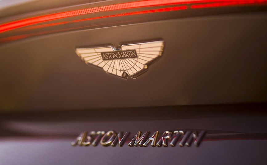 Does the double branding enhance or detract? Photo: Aston Martin